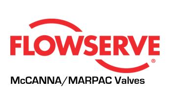 Process Technical SalesFlowserve McCANNA / MARPAC Valves